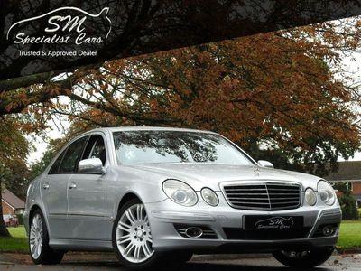 used Mercedes E280 E Class 3.0CDI SPORT 4d 187 BHP Auto