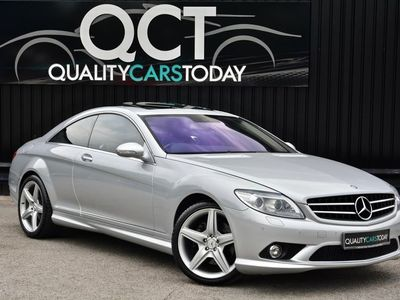 used Mercedes CL500 5.5 V8 *Factory AMG Body Styling + 20 inch Wheels + Harmon Kardon + Just Serviced by MB*