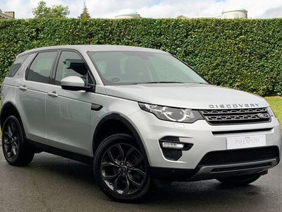 used Land Rover Discovery Sport 2.0 TD4 180 SE Tech 5dr Auto diesel sw