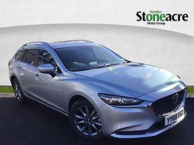 used Mazda 6 2.0 Se-L Nav+ 5Dr