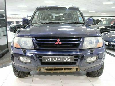 used Mitsubishi Shogun 3.5 ELEGANCE V6 LWB AUTO 200 BHP