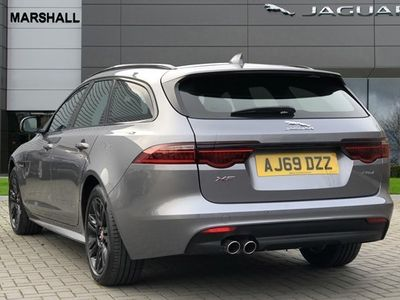 used Jaguar XF Sportbrake Chequered Flag 2.0 Turbocharged Diesel 180PS RWD auto 5d