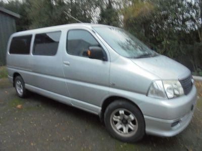 used Toyota HiAce 2.5 300 ABuS (9 Seat) Mini Bus