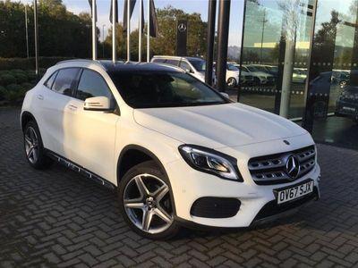 used Mercedes GLA200 GLAAmg Line Premium Plus 5Dr