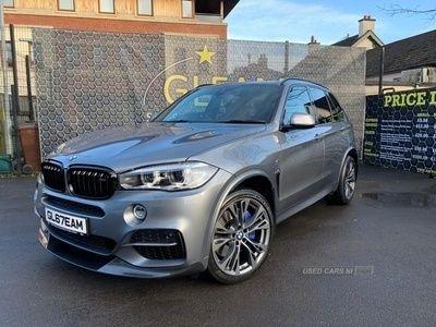 used BMW X5 M50D AUTO