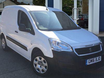 used Peugeot Partner 850 1.6 HDi 92 Professional Van