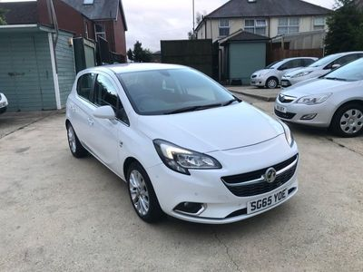 used Vauxhall Corsa 1.2i SE 5dr