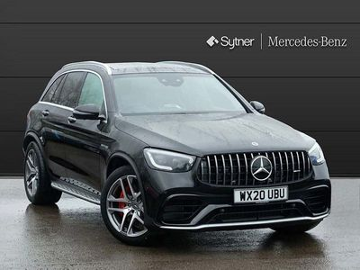 used Mercedes GLC63 AMG GlcS 4Matic+ Premium Plus 5dr 9G-Tronic