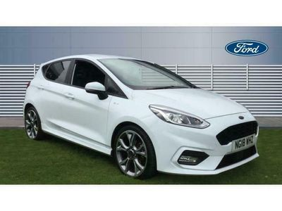 used Ford Fiesta 1.0 EcoBoost 125 ST-Line 5dr