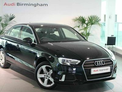 used Audi A3 2.0 TDI Sport 4dr S Tronic (7 Speed) Auto