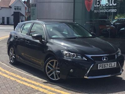 used Lexus CT200h 1.8 Executive Edition 5dr CVT Auto