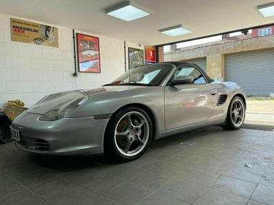 used Porsche Boxster 3.2 986 S Anniversary Edition 2dr