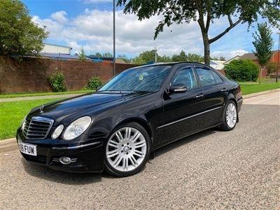 used Mercedes E320 E ClassCDI Sport 4dr Tip Auto