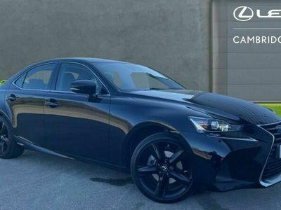 used Lexus IS300 2.5 Sport E-CVT (s/s) 4dr