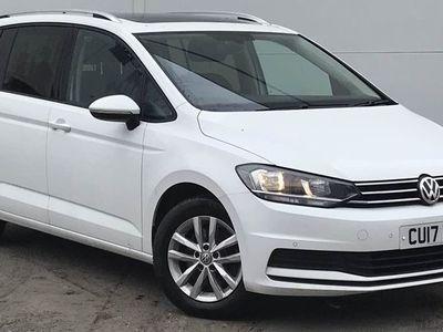 used VW Touran 1.6 Tdi 115 Se Family 5Dr