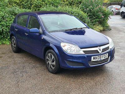 used Vauxhall Astra 1.8 i VVT 16v Active 5dr