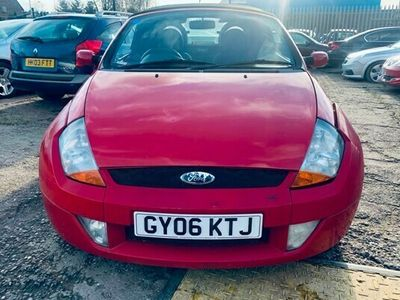 used Ford StreetKa 1.6i ICE 2dr