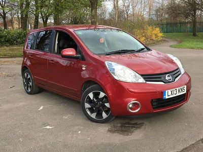 used Nissan Note 1.5 dCi n-tec+ 5dr