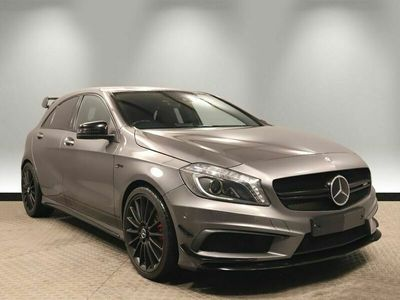 used Mercedes A45 AMG A-Class 2.0(360ps) 7G-DCT