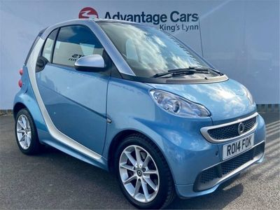 used Smart ForTwo Coupé Passion Mhd 2Dr Softouch Auto [2010]