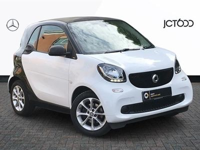 used Smart ForTwo Coupé 1.0 Passion 2dr Auto