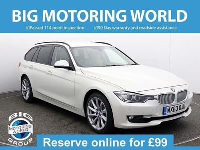 used BMW 330 3 Series D XDRIVE MODERN TOURING for sale | Big Motoring World