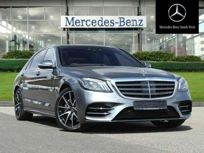 used Mercedes S560 S-ClassL AMG Line Executive 4dr 9G-Tronic