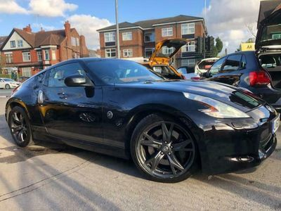 used Nissan 370Z 3.7 V6 GT Edition SiV (328BHP) 3dr