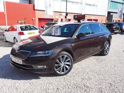 used Skoda Superb 2.0 TDI Laurin & Klement DSG Auto 6Spd (s/s) 5dr