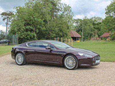 used Aston Martin Rapide V12 - Huge Specification 2010