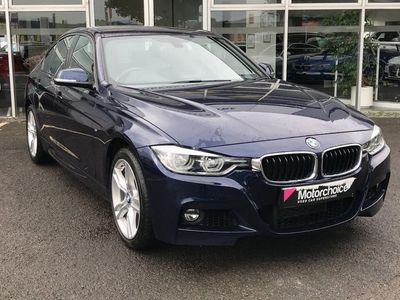 used BMW 320 3 Series d xDrive M Sport 4dr Step Auto Saloon 2017