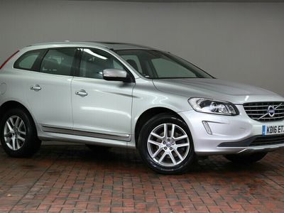 used Volvo XC60 D4 [190] SE Lux Nav 5dr Geartronic