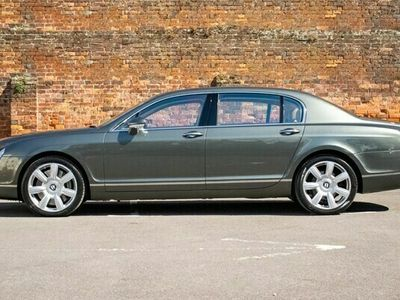 used Bentley Continental Flying Spur 4 STR