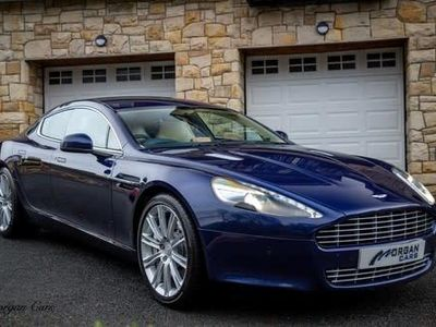 used Aston Martin Rapide 5.9 V12 TOUCHTRONIC