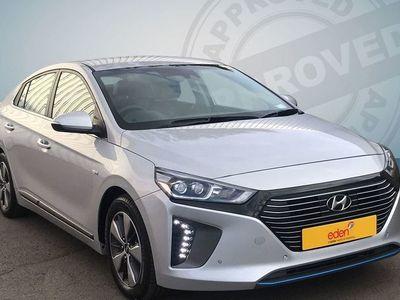 used Hyundai Ioniq 1.6 GDi Plug-in Hybrid Premium SE 5dr DCT