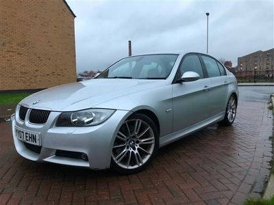used BMW 330 3 Series d M Sport 4dr Auto