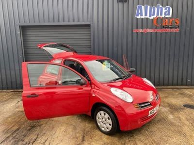 used Nissan Micra 1.2 S 3d 80 BHP
