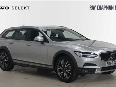 used Volvo V90 CC D4 AWD Cross Country Plus Automatic