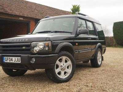 used Land Rover Discovery 4.0 i V8 ES Premium 5dr (7 Seats)