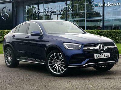 used Mercedes GLC300 GLCd 4MATIC AMG Line Premium Coupe Auto