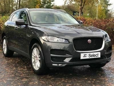 used Jaguar F-Pace 2.0d [240] Portfolio 5dr Auto AWD suv 2018