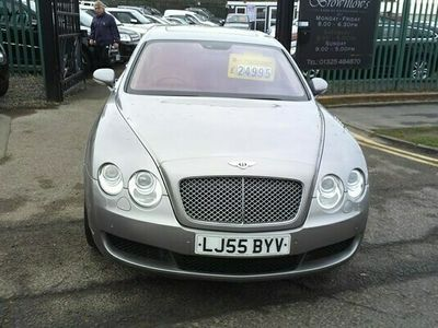 used Bentley Continental Flying Spur 6.0 W12 4dr Auto