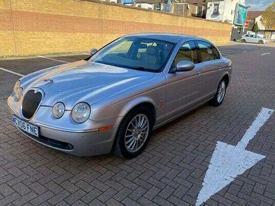 used Jaguar S-Type 2.7 D V6 SE 4dr