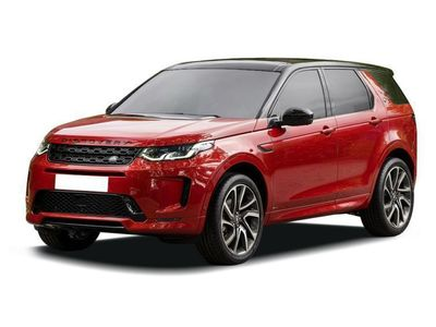 used Land Rover Discovery Sport D180 R-DYNAMIC S Diesel MHEV Auto diesel sw