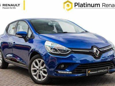 used Renault Clio 0.9TCe (90bhp) Dynamique Nav (s/s) 5-Door