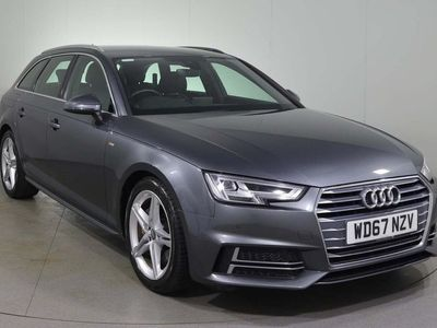used Audi A4 2.0 Tdi 190 S Line 5Dr