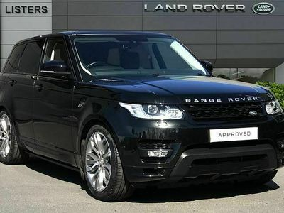 used Land Rover Range Rover Sport 3.0 SDV6 (292hp) Autobiography Dynamic SUV 2014