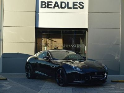 used Jaguar F-Type 3.0 V6 Supercharged (380PS) S AWD 2dr