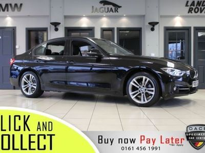 used BMW 135 3 SERIES 1.5 318I SPORT 4d AUTOBHP 1 OWNER - FULL HISTORY