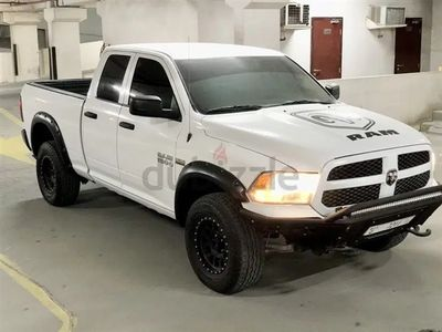 used Dodge Ram RAM LEFT HAND DRIVEPICKUP 4 CAB GCC FULL SERVICE HISTORY WHITE 4-Door